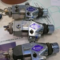 Krautzberger 带有保护环的空气喷嘴圆形喷嘴 RS型
