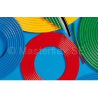 瑞士 NOVOPLAST 气动油管/绝缘管/圆带和空心带/水冷管