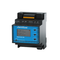 德国 JANITZA 多功能电表 UMG103