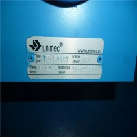 UNIMEC不锈钢梯形螺旋千斤顶204 XTP