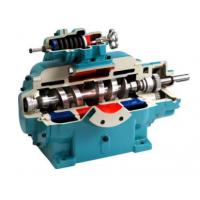 专业销售德国ALLWEILER 低压三轴双螺杆泵TRILUB TRE 系列