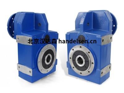 意大利进口 VARMEC RFV 系列轴装式齿轮箱