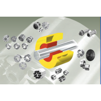 BIKON-Hydropress HPS系列夹紧系统,法兰和轴联轴器,夹紧螺栓