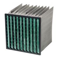 瑞典Camfil洁净室板式过滤器Megalam ProSafe
