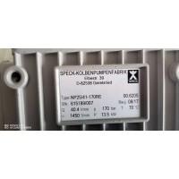 SPECK-NP25/41-170RE是一种高压 3 柱塞三缸泵