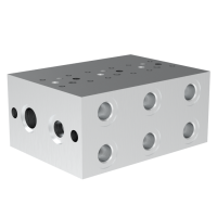 ARGO-HYTOS 三位四通先导式电磁换向阀