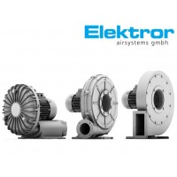 Elektror 离心鼓风机 HRD14/5T  德国进口