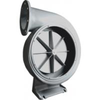 Karl Klein卡尔克莱因 带直叶片的叶轮,适用于灰尘和烟尘颗粒