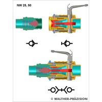 Walther-Präzision联轴器CT-003-2-WR010-02-2优势供应