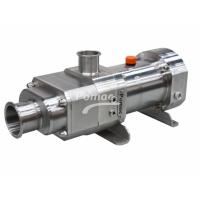 荷兰Pomac欧洲品牌卫生凸轮泵PLP经久耐用