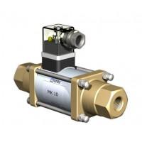 COAX电磁阀5-VMK 25 NC 533566用于真空、气态、液态