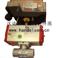 德国END-Armaturen/G2 DN50 0.03BAR -20..+150°C原装进口