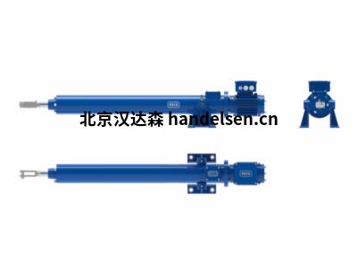 RACO重型电动执行器系列产品优势供应