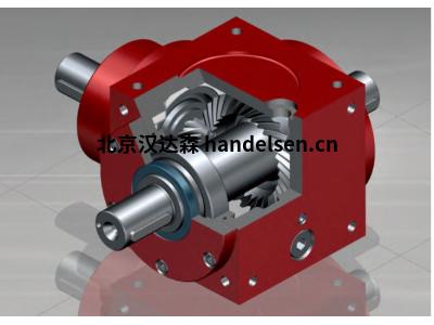 德国ZAE减速机  EE125B-2000/65-OOX-20.0:1-1500