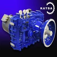 芬兰品牌热销型号涡轮机Katsa Oy涡轮箱 KV85-12KH A15
